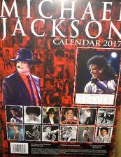 Michael Jackson - Kalender 2017 , A3, Neu,OVP