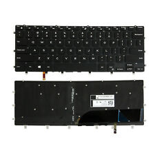 For Dell Precision 5510 Xps 15-9550 series laptop Us Backlit Keyboard Us Ship To
