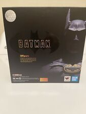 S.H. Figuarts Batman Micheal Keaton 89 Authentic In Mint Condition Never Opened