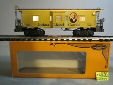 Lionel Trains 6-6421 Joshua Lionel Cowen Bay Window Caboose O.B.