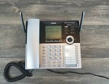 Vtech Small Business System Cm18445 Expandable Phone 4 Line System No Power Cord