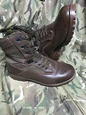 British Army Issue - YDS Kestrel Patrol Boots Brown!very good/grade 1!all sizes!