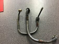 AUDI 80 COUPE 88-92 2LT 3A AAD FUEL HOSE PIPE 048 133 673A 048 133 747A