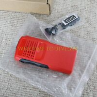 Red ReplacementHousingCaseCoverFor Motorola HT750 RADIO