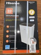 Hisense 50 Pint Dehumidifier New In The Box (See Description For Item Details)