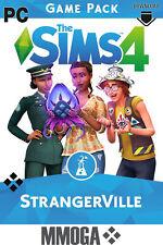 Die Sims 4 StrangerVille - PC Key Digital Code EA Origin Addon 2019 [EU/DE]