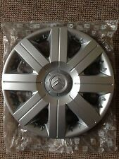 "NUOVO Originale Citroen C2 / C3 15 ""ruota rifinitura CAP COPERCHIO X1 Pelican 5416e0"