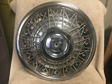 "NOS OEM FORD E3AZ-1130-A LINCOLN MERCURY CAR 15"" SPOKE HUB CAP WHEEL COVER"