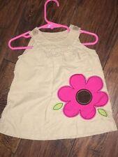 Carters Girls Neon Pink Corduroy Shorts 9 Months