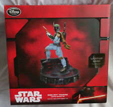 Disney Store Star Wars Boba Fett Limited Edition Figurine Statue May 4th Figure