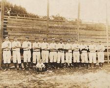 Joe Jackson Minor League 8X10 Photo 1908 Greenville Spinners