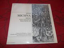 Adam Michna / Josef Veselka - saint venceslas - Disque JMS n° 769