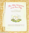 The Old Woman and her Pig Book