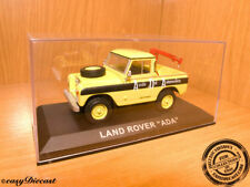"LAND ROVER ""ADA"" HELP ON ROAD 1:43 MINT!!!"