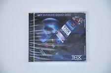 NEW THX Ultimate Demo Disc *RARE* DVD Lucas Films DTS Lucasfilm Star Wars Force