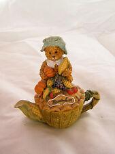 Teddy Bear Treasure Box (November birthday, tooth fairy, engagement ring)
