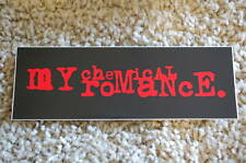 My Chemical Romance Sticker (S432)