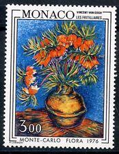 TIMBRE DE MONACO  N° 1056 ** ART / TABLEAU / FLORE FLEUR / FLORALIES COTE + 13 €