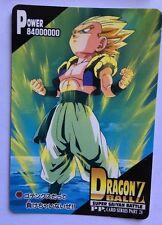 Dragon Ball Z PP Card PART 28 - 1232