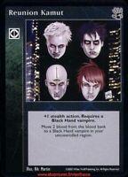 Action VTES V:TES Chill of Oblivion Black Hand