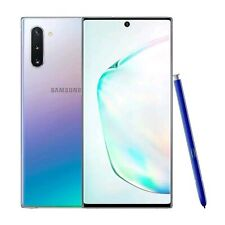 Samsung Galaxy Note10 Note 10 N9700 Dual 8GB+256GB Aura Glow Silver Nuevo