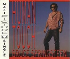 Bruce springsteen Human touch (1992, #6578725, picturedisc) [Maxi-CD]
