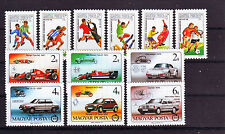 HUNGARY - Good lot of nice mint never hinged stamps - MNH (#3700)