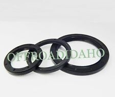 REAR DIFFERENTIAL SEAL ONLY KIT YAMAHA GRIZZLY 600 4WD 4X4 1998-2001 YFM600