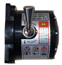 WINCH GEARBOX suits 13000lb or similar recovery or off road winches