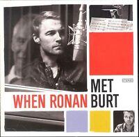 Ronan Keating Burt Bacharach CD NEW When Ronan Met Burt Walk On By Arthur's