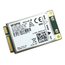 Dell DW5550 3G WWAN F5521gw Card GPS For DELL E5420 5520 6220 6320 6420 XT3 6520