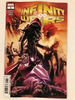 Infinity Wars #1 Death of Starlord Marvel Comic 1st Print 2018 unread NM