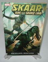 Skaar: King of the Savage Land Marvel Comics Brand New TPB Trade Paperback