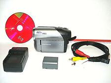 Panasonic Palmcorder PV-GS90P Mini DV Camcorder