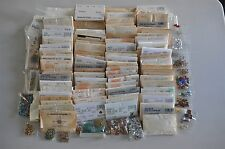 20 Pounds Vintage Glass and Crystal Rhinestones, Flatbacks, and Cabochons