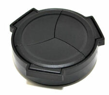 Self-Retaining Auto Open & Close Lens Cap For Olympus XZ1 UK Seller