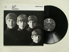 """LP 33T THE BEATLES """"With The Beatles"""" PARLOPHONE 2C 066 04181 FRANCE §"""