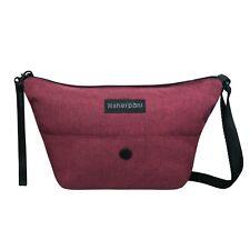 Sherpani Simplicity, Recycled Nylon Crossbody Purse, Small Travel Crossbody Bag