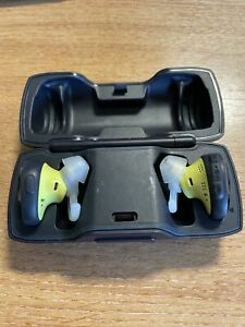 Bose Soundsport In-Ear Headphones - Yellow/blue