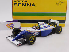 Minichamps 540941821 # Williams Renault FW16 Brazilian GP 94 Ayrton Senna 1:18