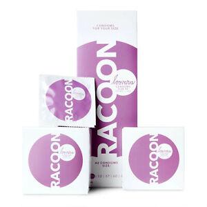 Kondome 3, 12 o. 42 Stück, verschiedene Größen 47 - 69, Fair rubber, vegan Gummi