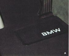 BMW E63 6-Series Coupe Genuine Carpeted Floor Mat Set, Mats NEW 645ci 650i 04-10