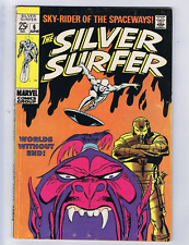 Silver Surfer #6 Marvel 1969