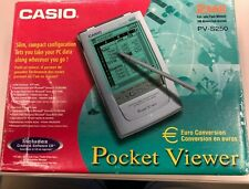 Casio Pocket Viewer PV-S250, vintage, awesome