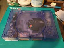 Sony PlayStation 1 CLEAR Atomic Purple Console - (7501) PSIO Ready & Region Free