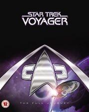 Star Trek Voyager 1 - 7 [48x DVD] *NEU* DEUTSCH Staffel Season 1 2 3 4 5 6 7