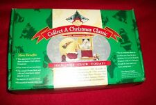 Hallmark 1997 Membership Kit - Collect A Christmas Classic- NEW IN BOX