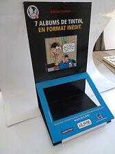 Rare plv Tintin Le soir TBE