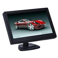 Quality 5 Inch 800X480 High Resolution HD Car TFT LCD Monitor Screen 2ch Video