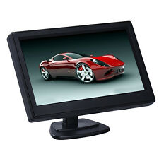 Quality 5 Inch 800X480 High Resolution HD Car TFT LCD Monitor Screen 2ch Video